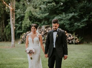 La boda de Marina y Alex 1
