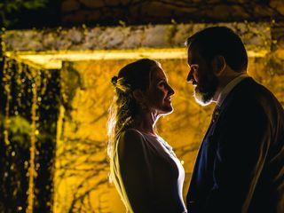 La boda de Judith y Samuel