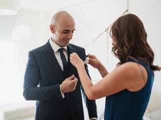 La boda de Rebeca y Luis Gabriel 2