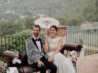 La boda de Jordi y Helena