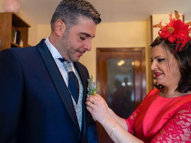 La boda de David y Ana en Villarrobledo, Albacete 2