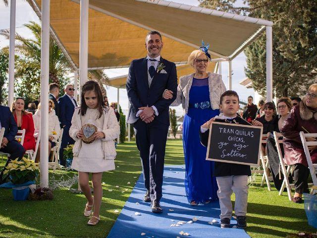 La boda de David y Ana en Villarrobledo, Albacete 7