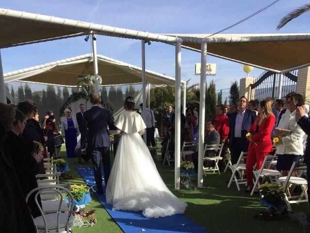 La boda de David y Ana en Villarrobledo, Albacete 8