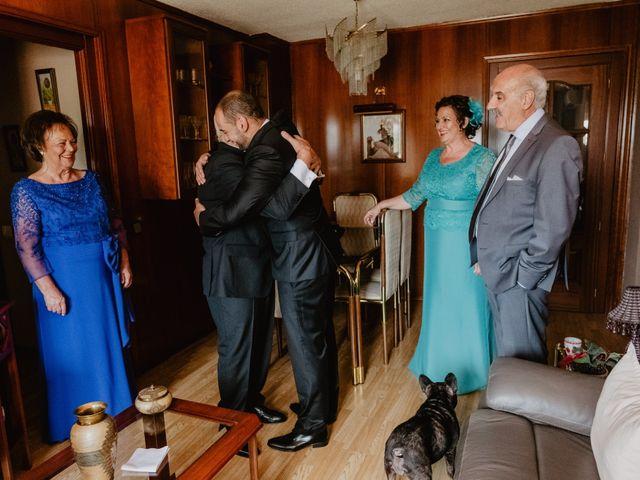 La boda de Rafael y Patricia en Madrid, Madrid 11