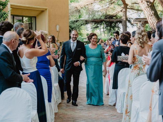 La boda de Rafael y Patricia en Madrid, Madrid 52
