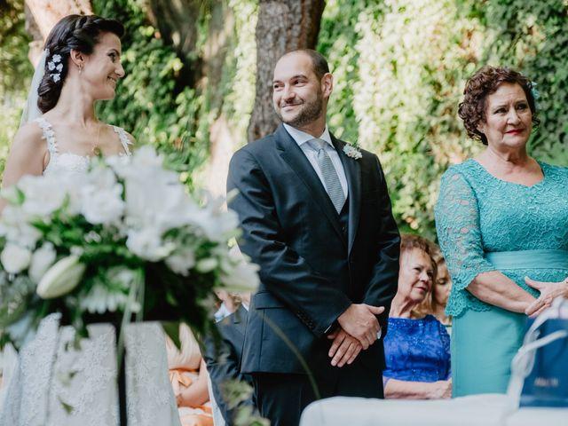 La boda de Rafael y Patricia en Madrid, Madrid 61
