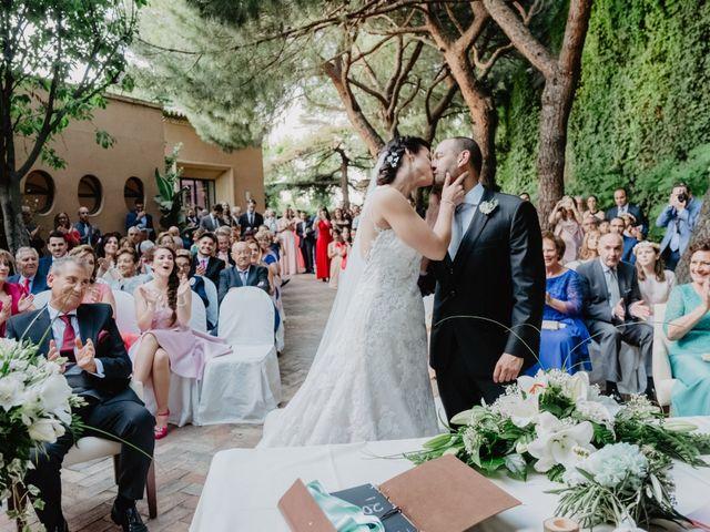 La boda de Rafael y Patricia en Madrid, Madrid 73
