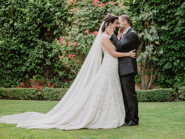 La boda de Rafael y Patricia en Madrid, Madrid 82