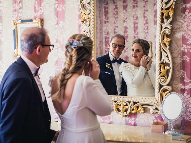 La boda de Samuel y Judith en Griñon, Madrid 41