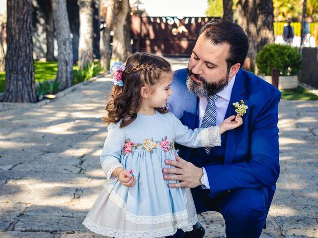 La boda de Samuel y Judith en Griñon, Madrid 52
