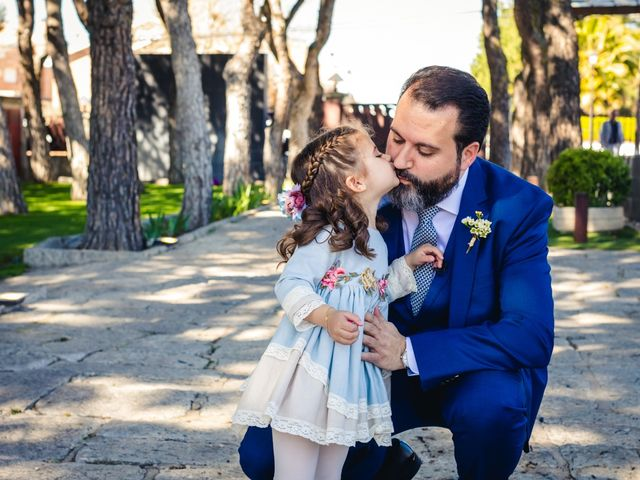 La boda de Samuel y Judith en Griñon, Madrid 53