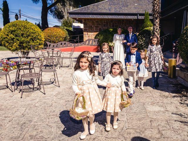 La boda de Samuel y Judith en Griñon, Madrid 59