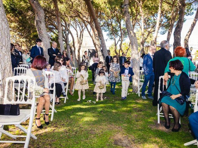 La boda de Samuel y Judith en Griñon, Madrid 62