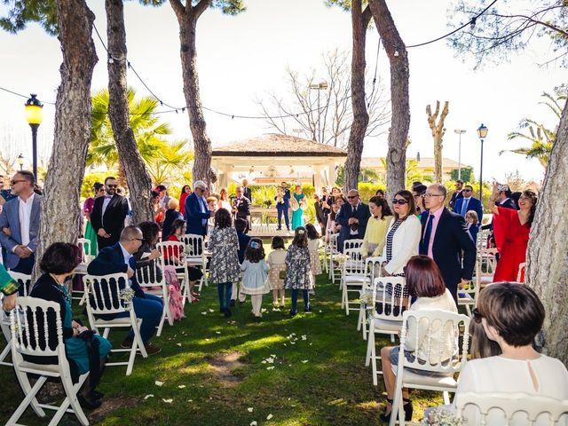 La boda de Samuel y Judith en Griñon, Madrid 63