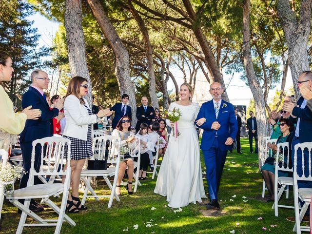 La boda de Samuel y Judith en Griñon, Madrid 65