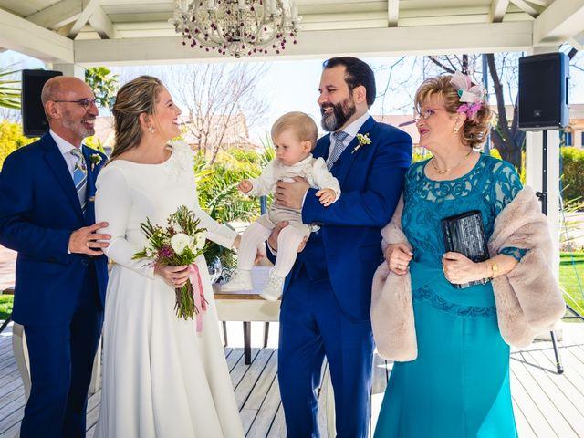 La boda de Samuel y Judith en Griñon, Madrid 67