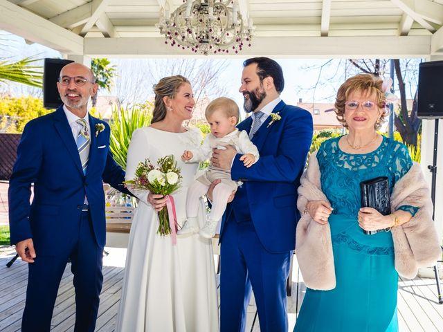 La boda de Samuel y Judith en Griñon, Madrid 68