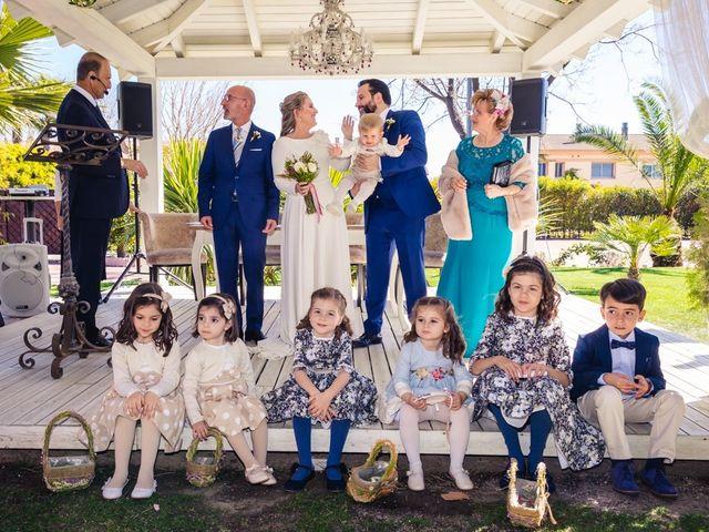 La boda de Samuel y Judith en Griñon, Madrid 69