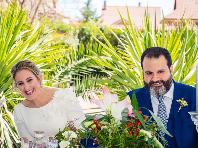La boda de Samuel y Judith en Griñon, Madrid 70