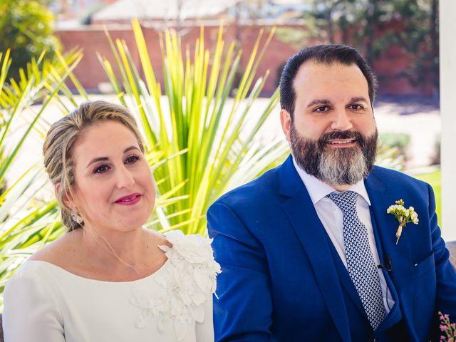 La boda de Samuel y Judith en Griñon, Madrid 74