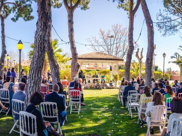 La boda de Samuel y Judith en Griñon, Madrid 79