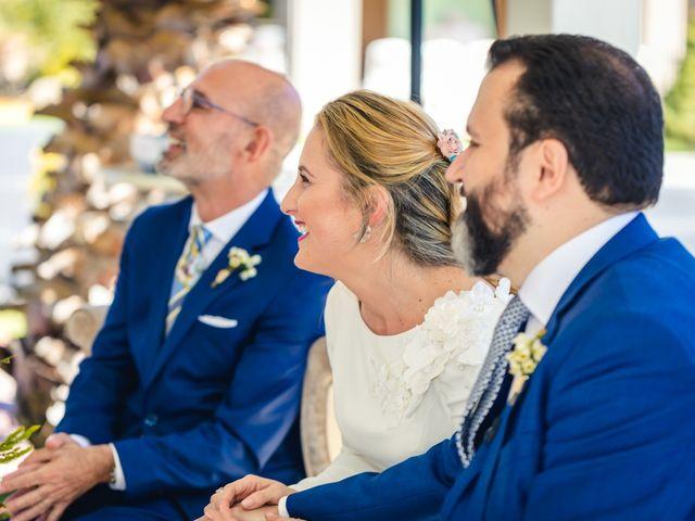 La boda de Samuel y Judith en Griñon, Madrid 81
