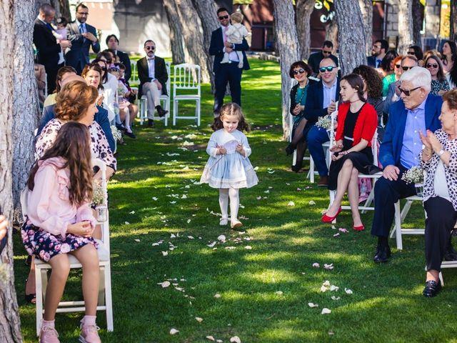 La boda de Samuel y Judith en Griñon, Madrid 92