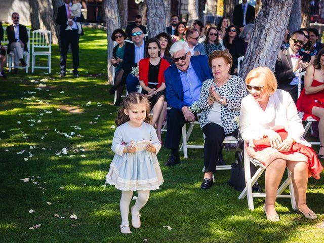 La boda de Samuel y Judith en Griñon, Madrid 93