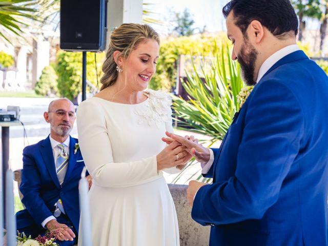 La boda de Samuel y Judith en Griñon, Madrid 101