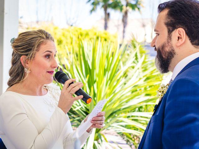 La boda de Samuel y Judith en Griñon, Madrid 102