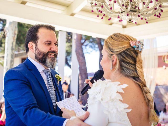 La boda de Samuel y Judith en Griñon, Madrid 103
