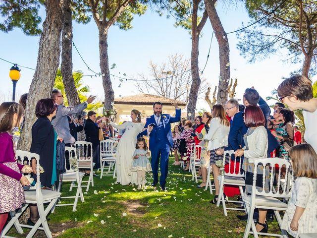 La boda de Samuel y Judith en Griñon, Madrid 112