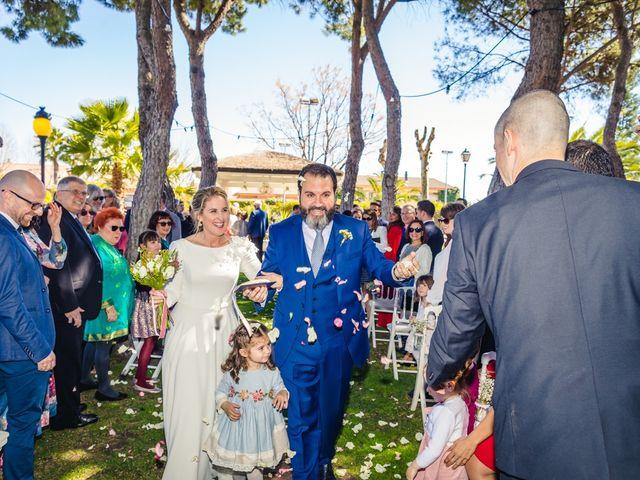 La boda de Samuel y Judith en Griñon, Madrid 114