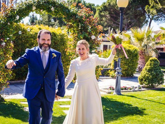 La boda de Samuel y Judith en Griñon, Madrid 120