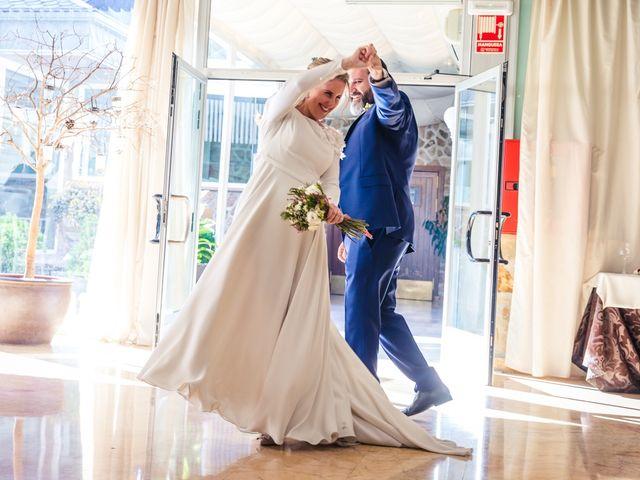 La boda de Samuel y Judith en Griñon, Madrid 158