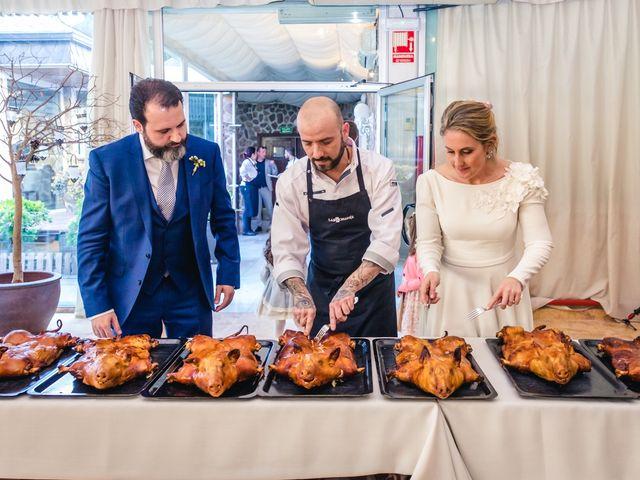 La boda de Samuel y Judith en Griñon, Madrid 164