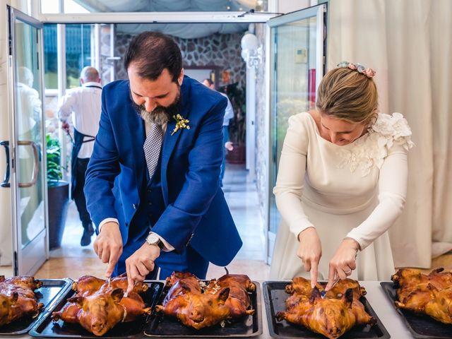 La boda de Samuel y Judith en Griñon, Madrid 165