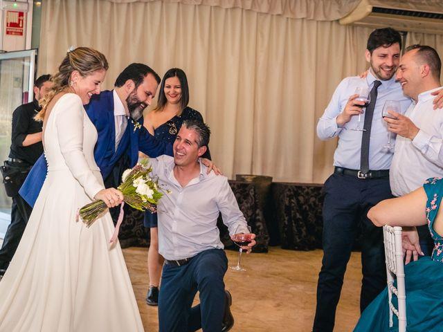 La boda de Samuel y Judith en Griñon, Madrid 169