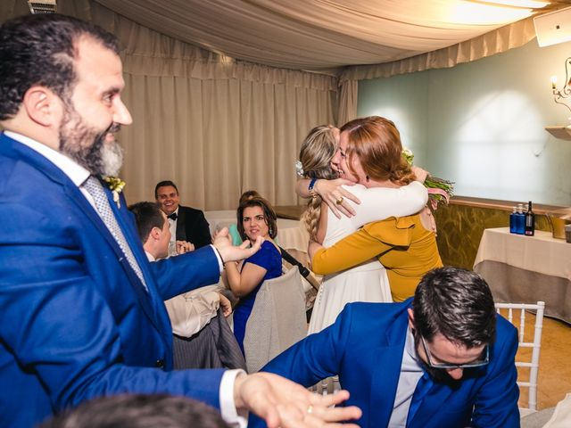La boda de Samuel y Judith en Griñon, Madrid 170