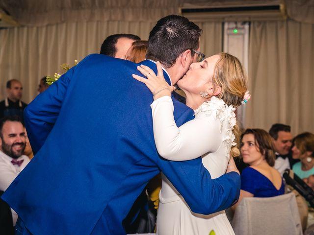 La boda de Samuel y Judith en Griñon, Madrid 171