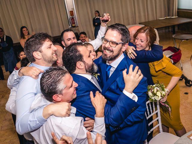 La boda de Samuel y Judith en Griñon, Madrid 174