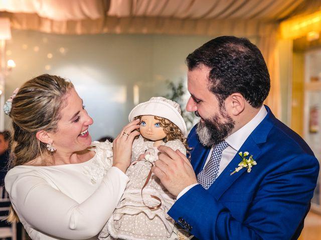 La boda de Samuel y Judith en Griñon, Madrid 184