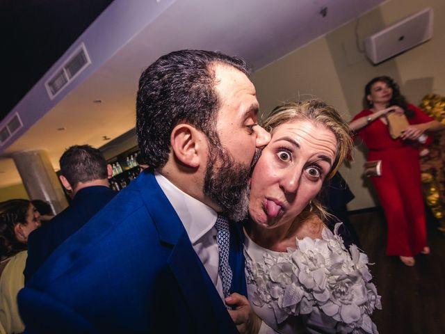 La boda de Samuel y Judith en Griñon, Madrid 212
