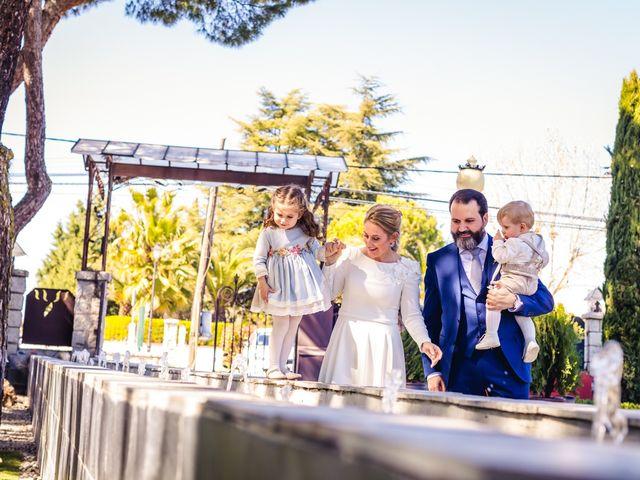 La boda de Samuel y Judith en Griñon, Madrid 222