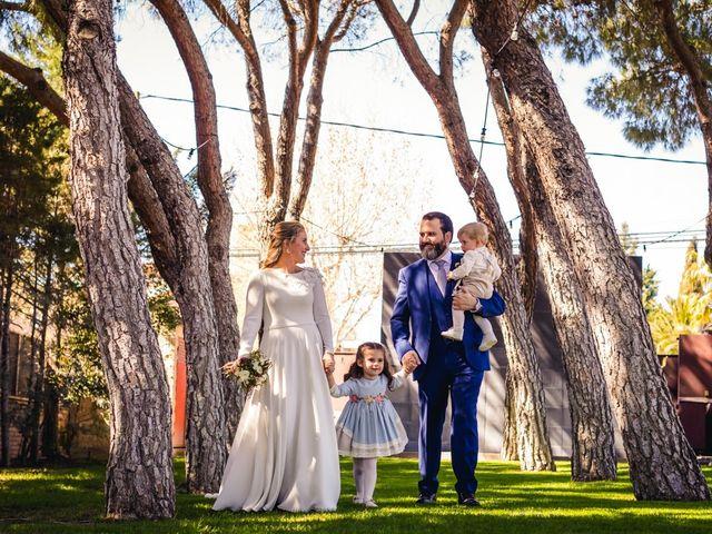 La boda de Samuel y Judith en Griñon, Madrid 223