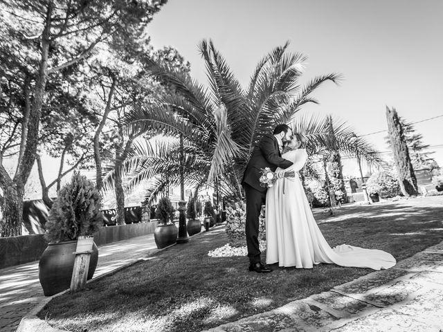 La boda de Samuel y Judith en Griñon, Madrid 228