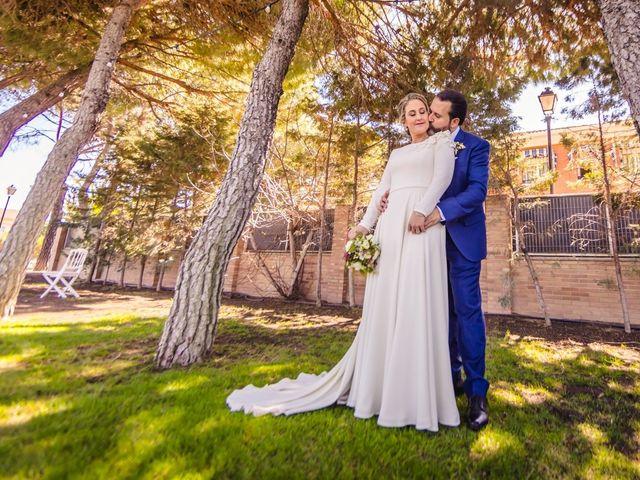 La boda de Samuel y Judith en Griñon, Madrid 231