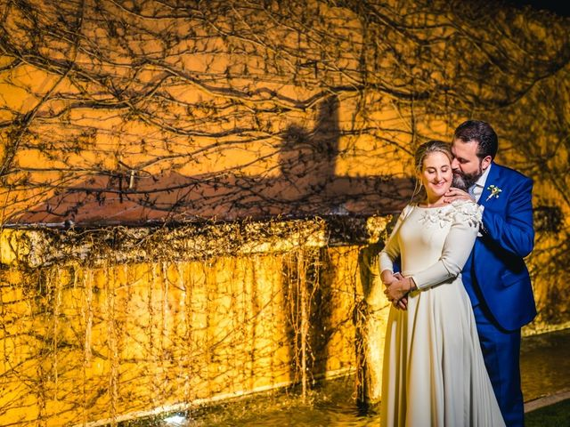 La boda de Samuel y Judith en Griñon, Madrid 241