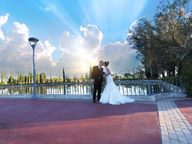 La boda de Raul y Silvia en Pinto, Madrid 14