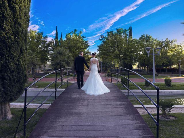 La boda de Raul y Silvia en Pinto, Madrid 15